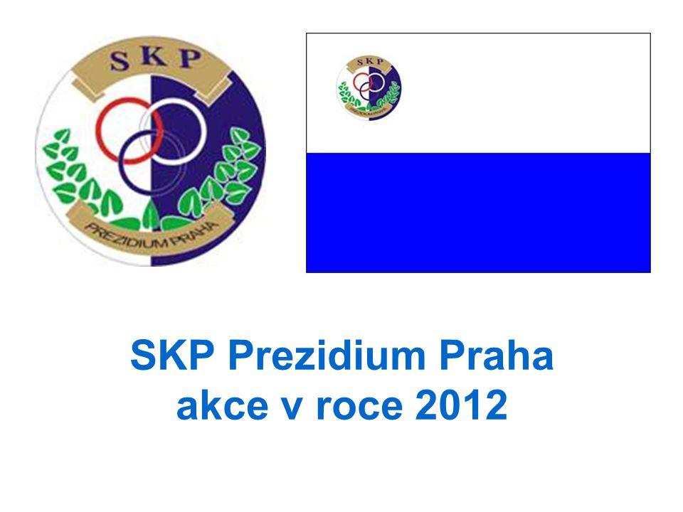 SKP Prezidium Praha akce v roce 2012