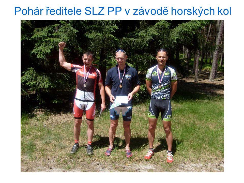 Pohár ředitele SLZ PP v závodě horských kol 23.6.2012 St. Splavy