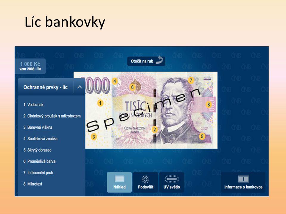 Rub bankovky