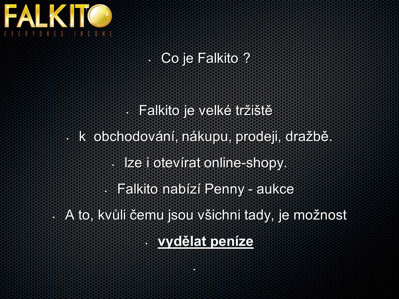 Co je Falkito . Co je Falkito .