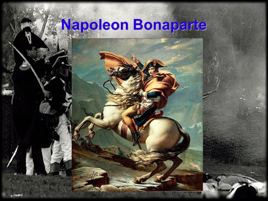 Napoleon Bonaparte SORRY!
