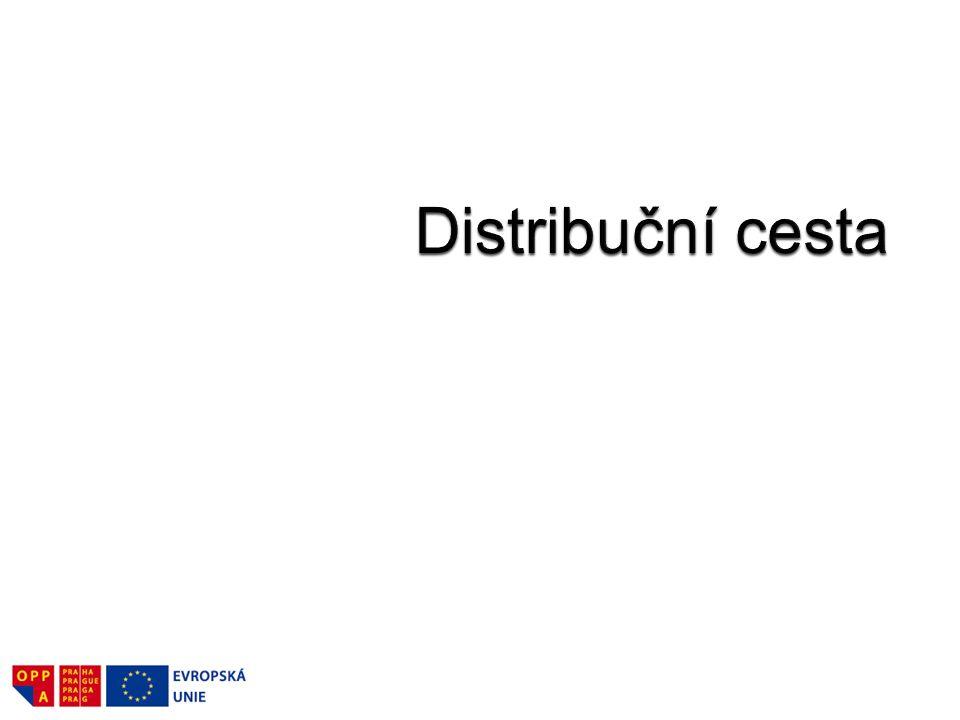"""""""Distribuční cesta v sobě zahrnuje soubor všech činností jednotlivců a firem, kteří se účastní procesu transferu produktů z místa jejich vzniku do místa jejích konečné spotřeby nebo užití. Foret, M.: Marketing základy a principy"""