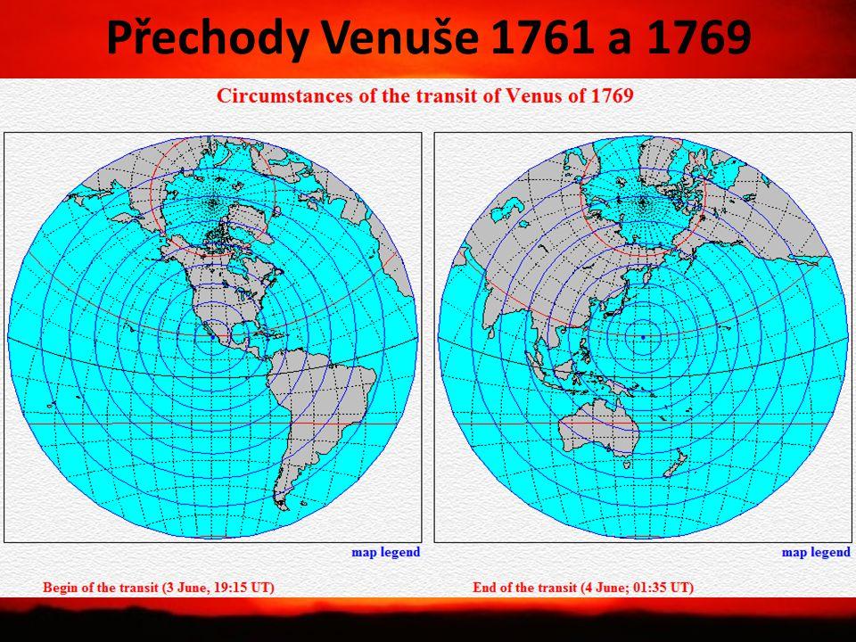 Přechody Venuše 1761 a 1769