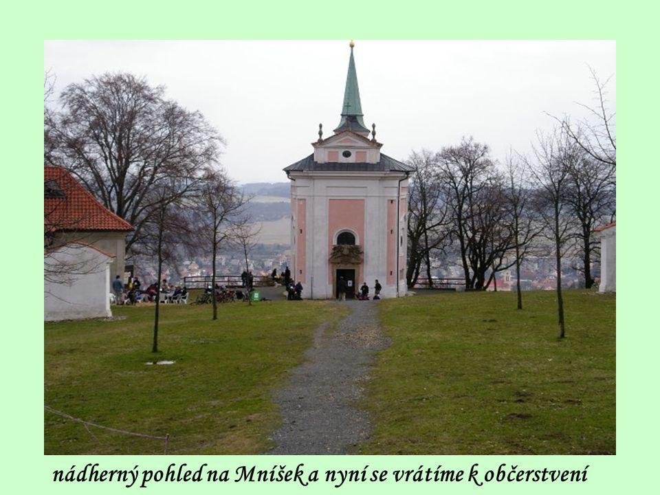 při zpáteční cestě opět pohled na klášter