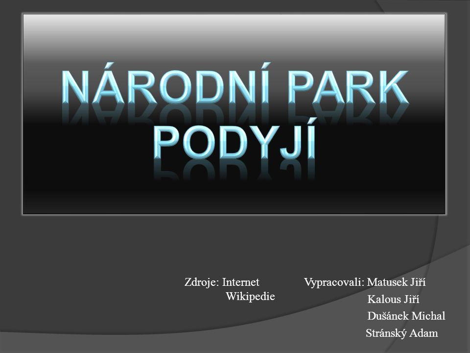 Vypracovali: Matusek Jiří Kalous Jiří Dušánek Michal Stránský Adam Zdroje: Internet Wikipedie