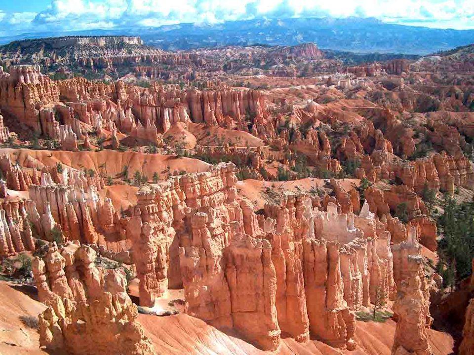 Tento kaňon by se dal jednoduše popsat jako geologické mistrovské dílo. Četné skalní formace vznikaly v období posledních 60 milionů let erozí způsobe