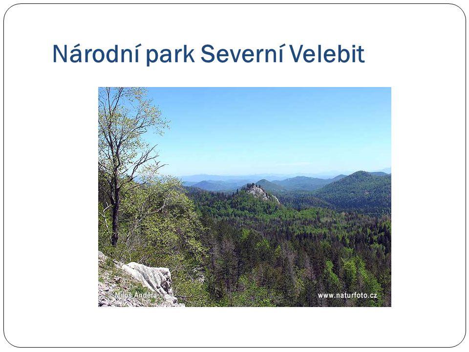 Národní park Severní Velebit