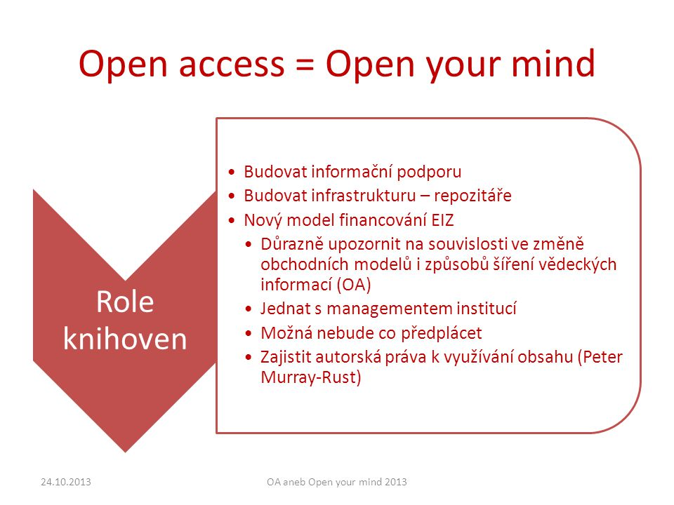 24.10.2013OA aneb Open your mind 2013