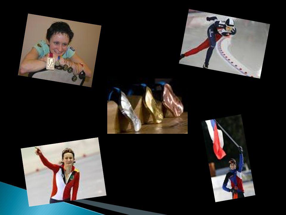 Přehled medailí Olympijské hry zlato ZOH 2010 3 000 m Mistrovství světa zlato MS 20073 000 m zlato MS 20075 000 m zlato MS 20085 000 m zlato MS 2009ví