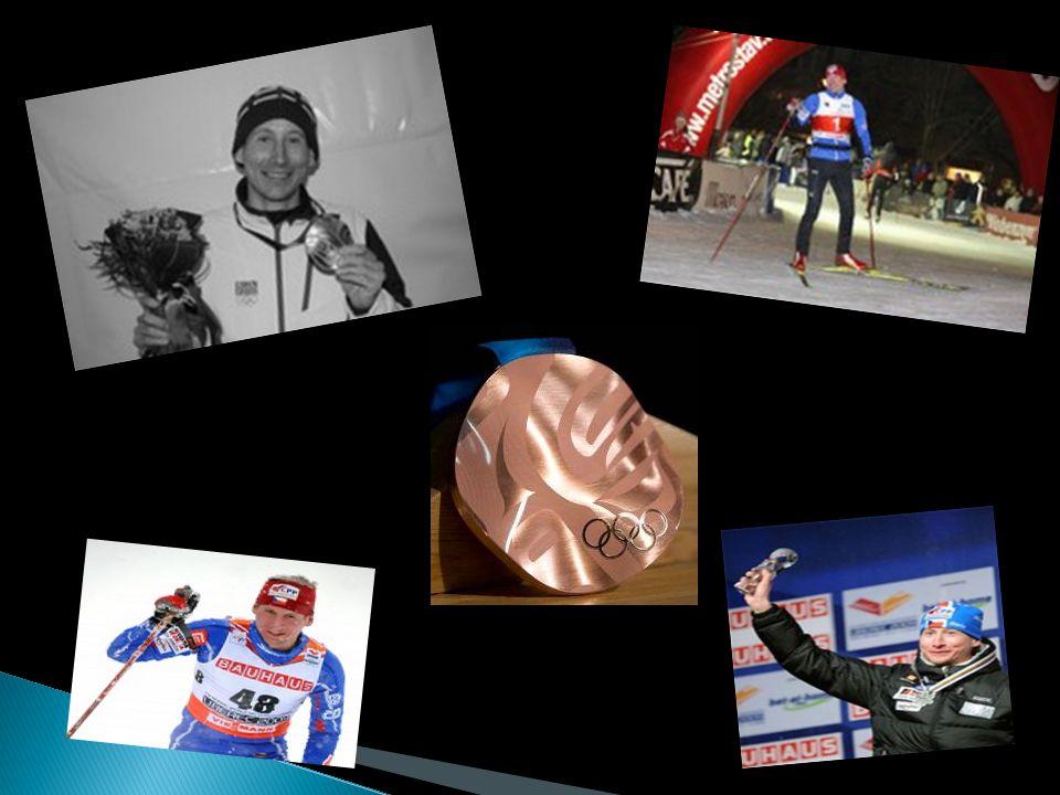 Přehled medailí Olympijské hry stříbroZOH 2006 Lyžování - 15 km klasicky bronzZOH 2010 Lyžování - 15 km volně Mistrovství světa stříbroMS 2009 Lyžován