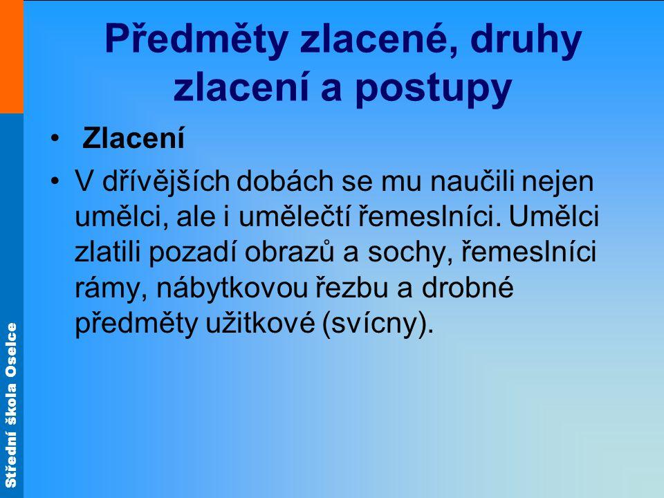 Střední škola Oselce 5.