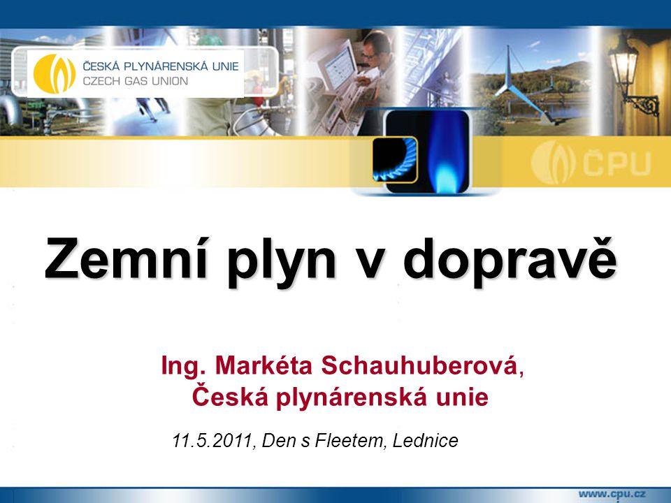 """Česká plynárenská unie POSLÁNÍ: """"Soustavné zlepšování podmínek pro podnikání v plynárenském oboru v České republice a Evropské unii ."""
