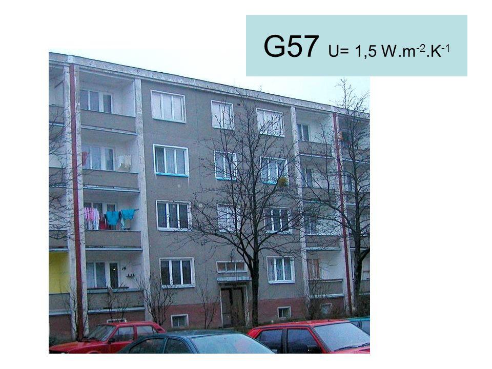 G57 U= 1,5 W.m -2.K -1