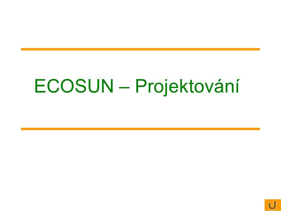 ECOSUN – technologie procesu THERMOQUARTZ® -speciální vnitřní povrch sálavé plochy – vysoká absorpce sálání THERMOCRYSTAL® -speciální vnější povrch sá