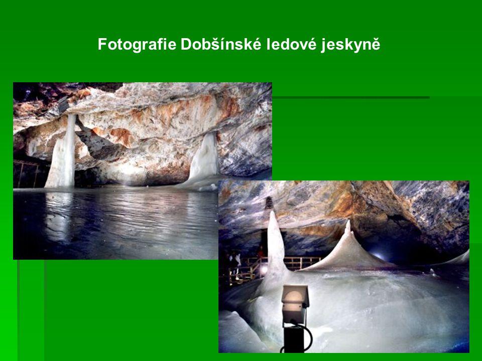 Tento přírodní výtvor je asi nejvzácnější na Slovensku. Jeskyně je chráněná organizací UNESCO. Celý rok se tu pohybuje teplota jen kolem 0 st. C. Celk