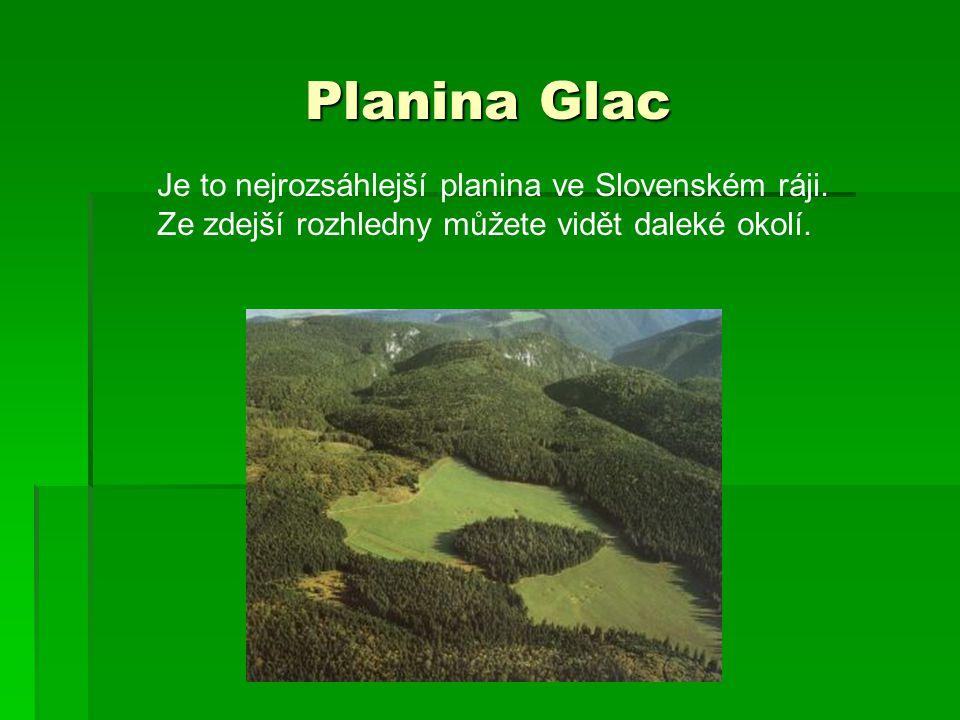 Fotografie Dobšínské ledové jeskyně