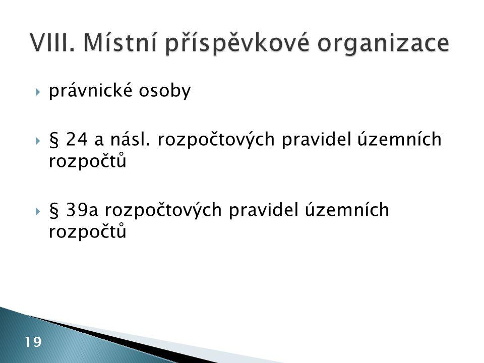  právnické osoby  § 24 a násl.