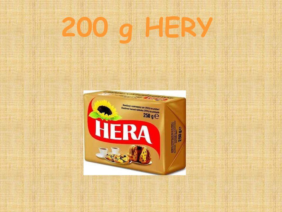 200 g HERY