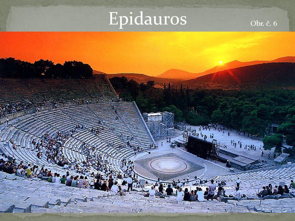 Epidauros Obr. č. 6