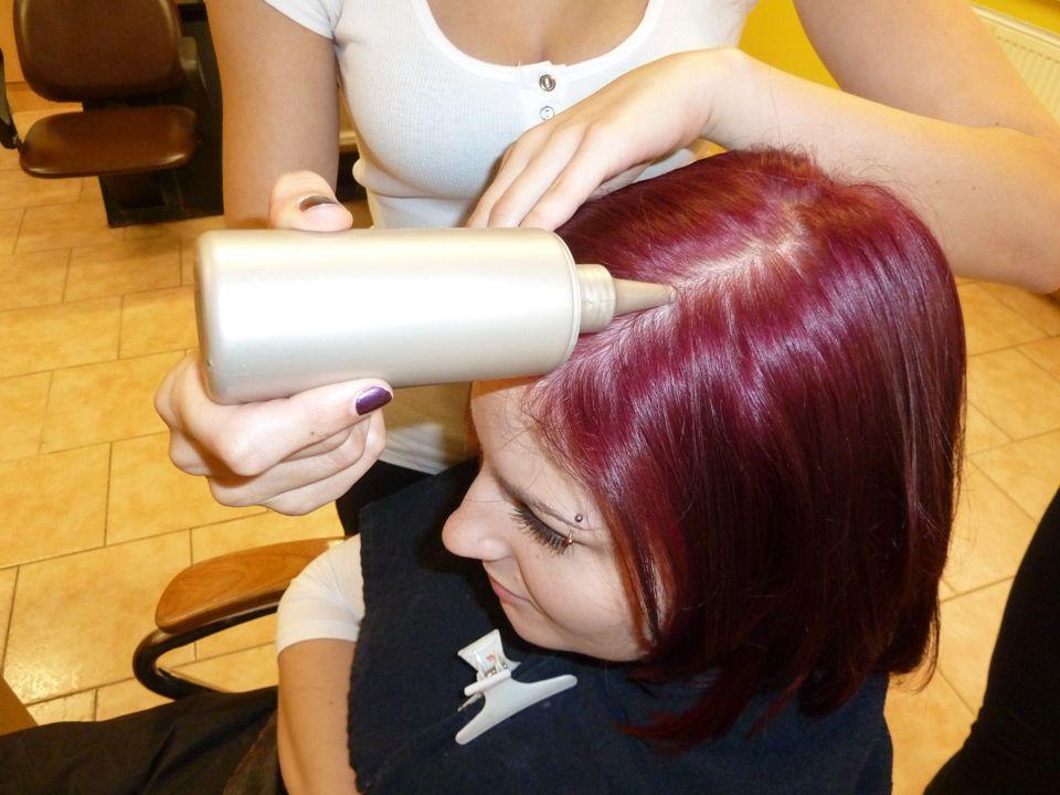 Masážní kartáč na vlasy