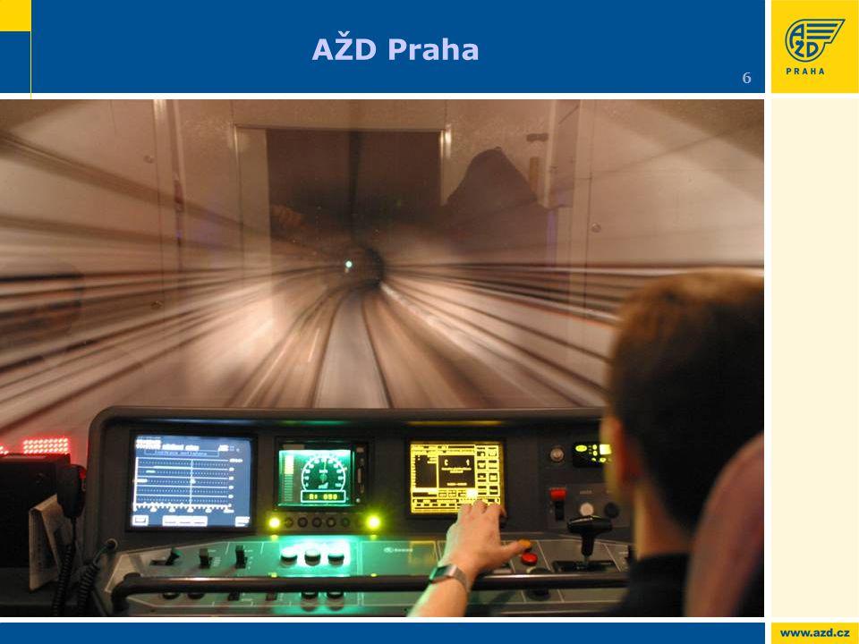 Přesnost zastavení ve stanici (typicky)±15 cm – hodnota požadovaná v zadání soutěže ±50 cm – za mimořádně vysokou přesnost je ve světě považována hodnota ±30 cm AŽD Praha 17
