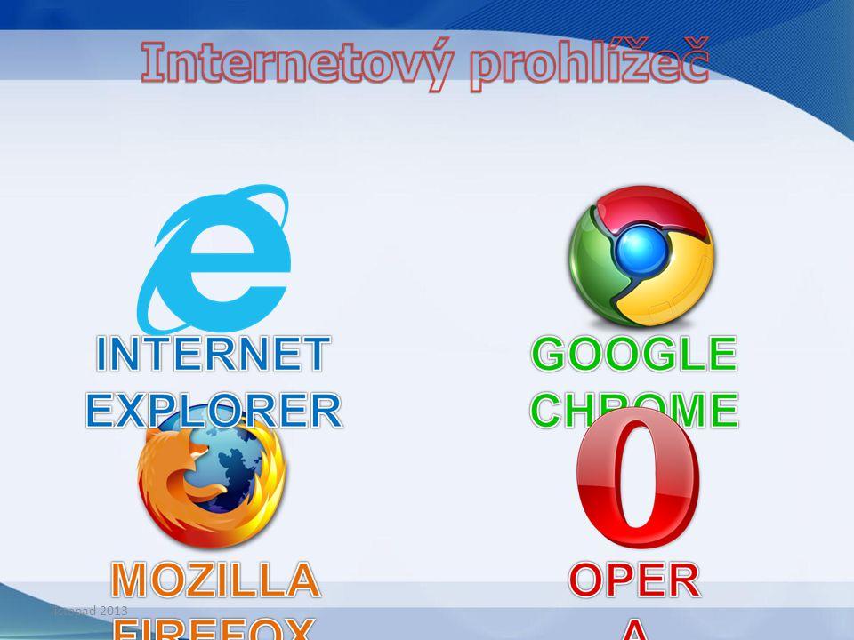 Je obvykle na pohled velmi jednoduchá internetová stránka.
