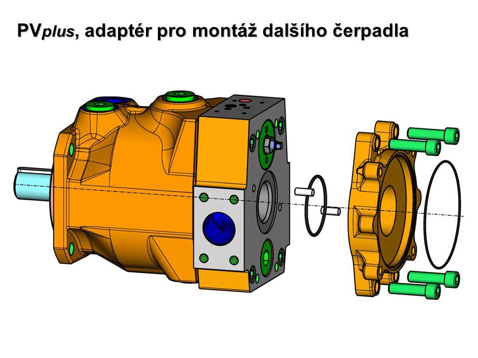 PV plus, adaptér pro montáž dalšího čerpadla