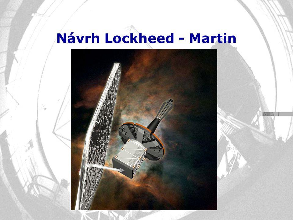 Návrh Lockheed - Martin