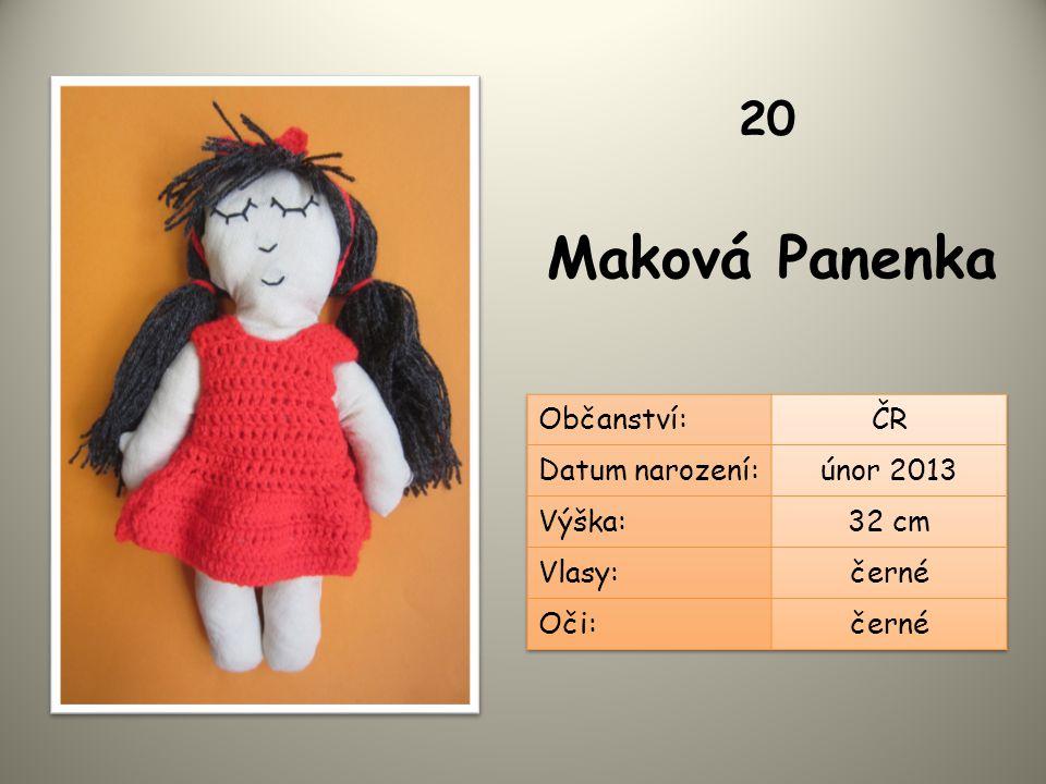 Maková Panenka 20