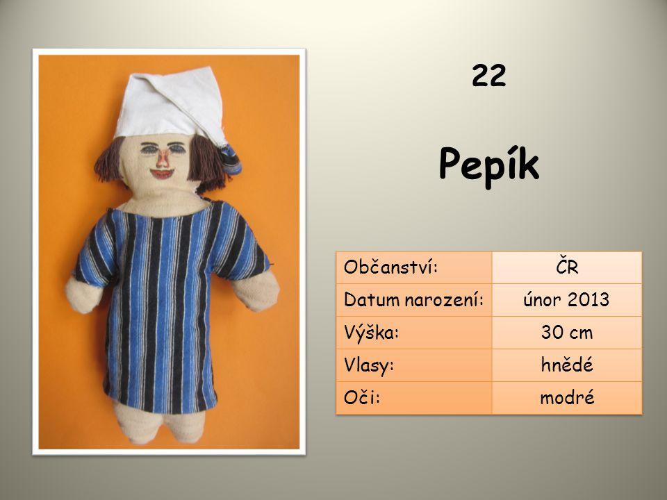 Pepík 22