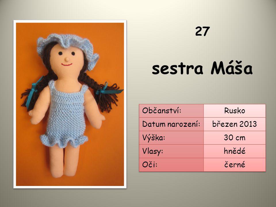 sestra Máša 27