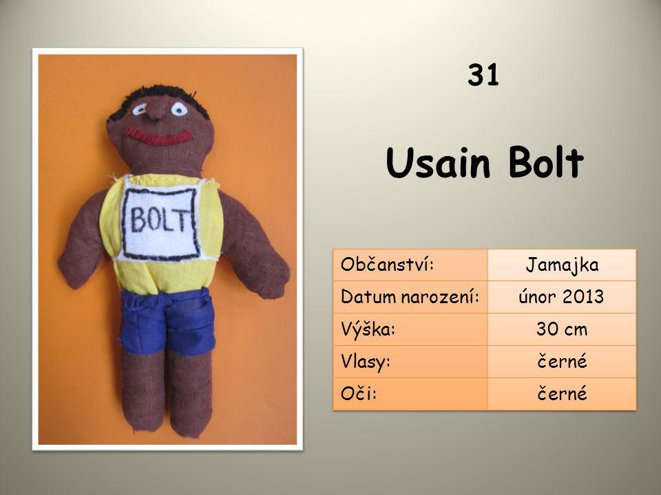 Usain Bolt 31