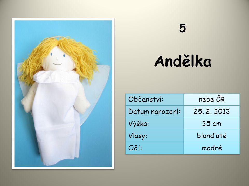 Andělka 5