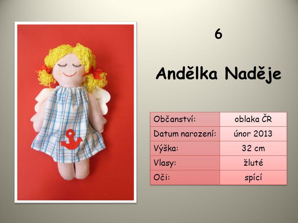 Andělka Naděje 6