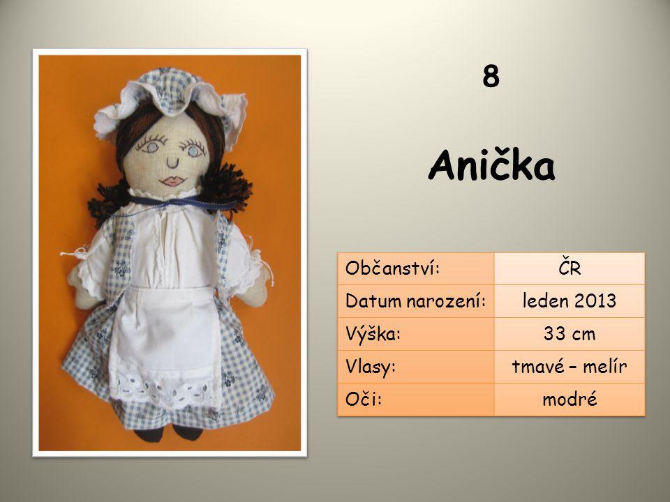 Anička 8