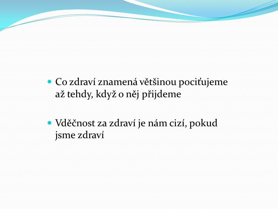 Prevence kardiovaskulárních onemocnění Nekouřit!!.