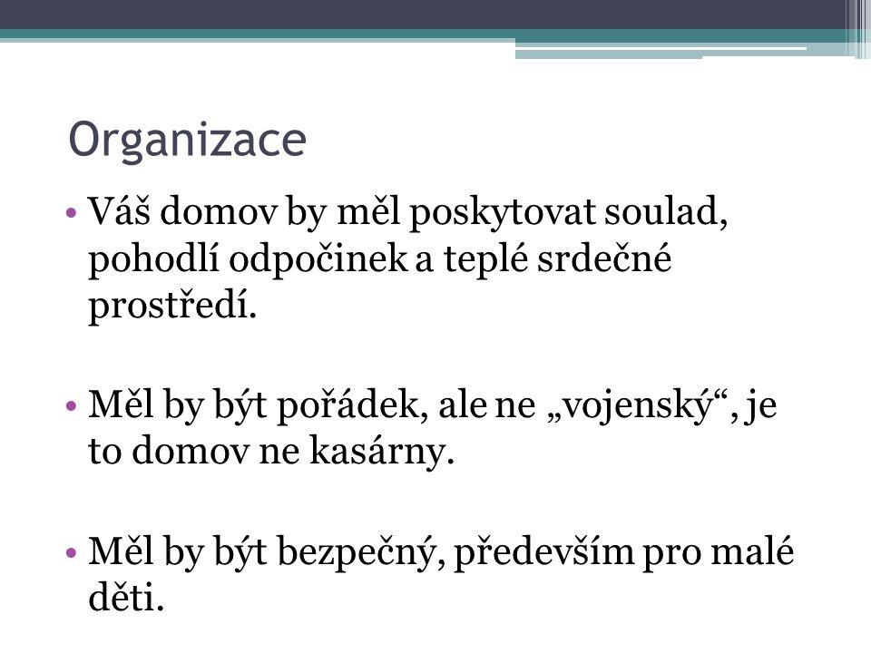Použitá literatura B. Phillipsová, Domácnost od A po Z, Bratislava Průdy 1994, ISBN 80-85355-21-3.