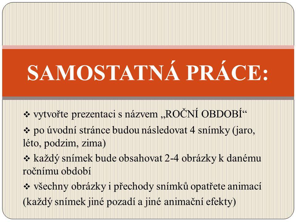 Vytvořil : Jan Prskavka, 7.A ŘEŠENÍ: