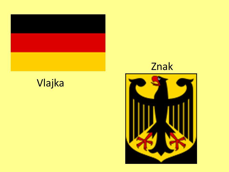 Hlavní město: Berlín Rozloha: 357 021 km 2 (61.