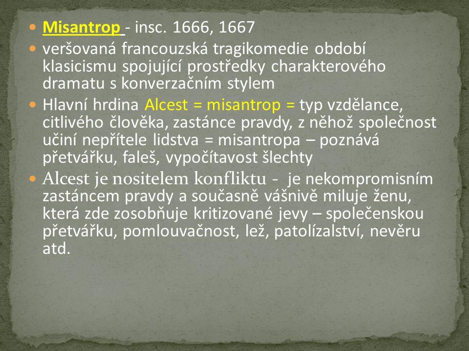 Misantrop - insc.