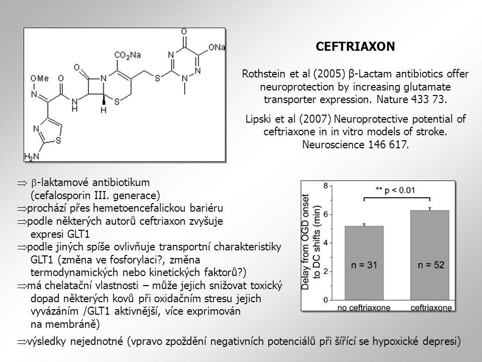 Barbituráty  pentobarbital a fenobarbital; fenobarbital byl používán jako antikolvunsant již zkraje 20.