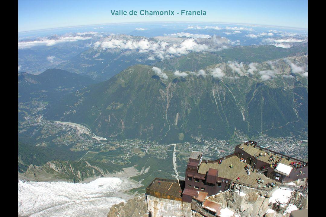 Valle de Chamonix - Francia
