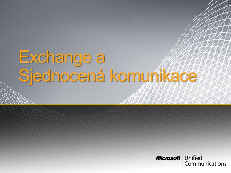 Exchange a Sjednocená komunikace