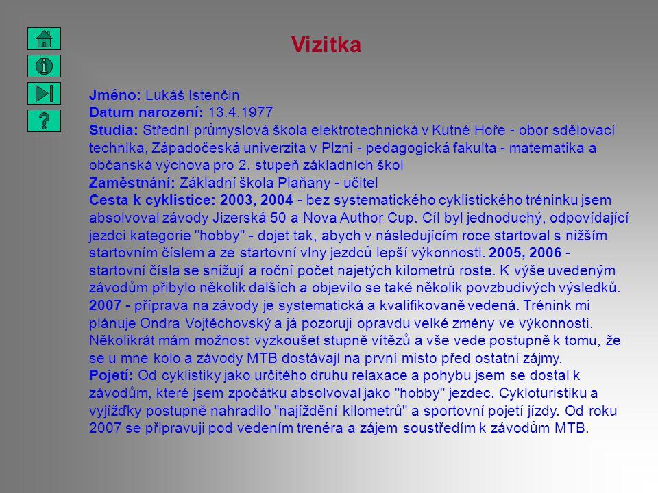Straka Cup 2007 - Vysoká