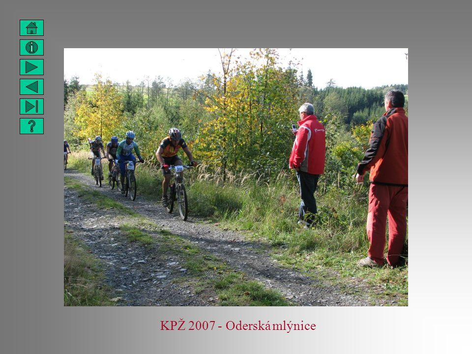 KPŽ 2007 - Oderská mlýnice