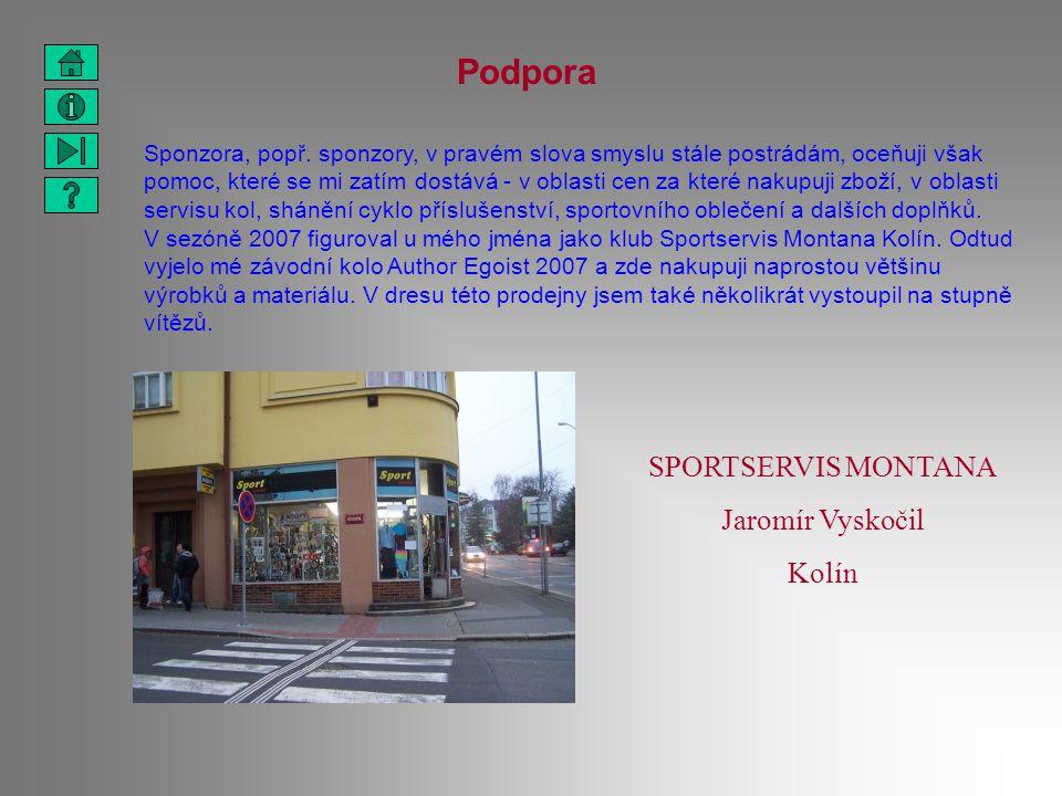 Vizitka trenéra Od listopadu 2006 spolupracuji v oblasti přípravy a plánování tréninku s Ondřejem Vojtěchovským.
