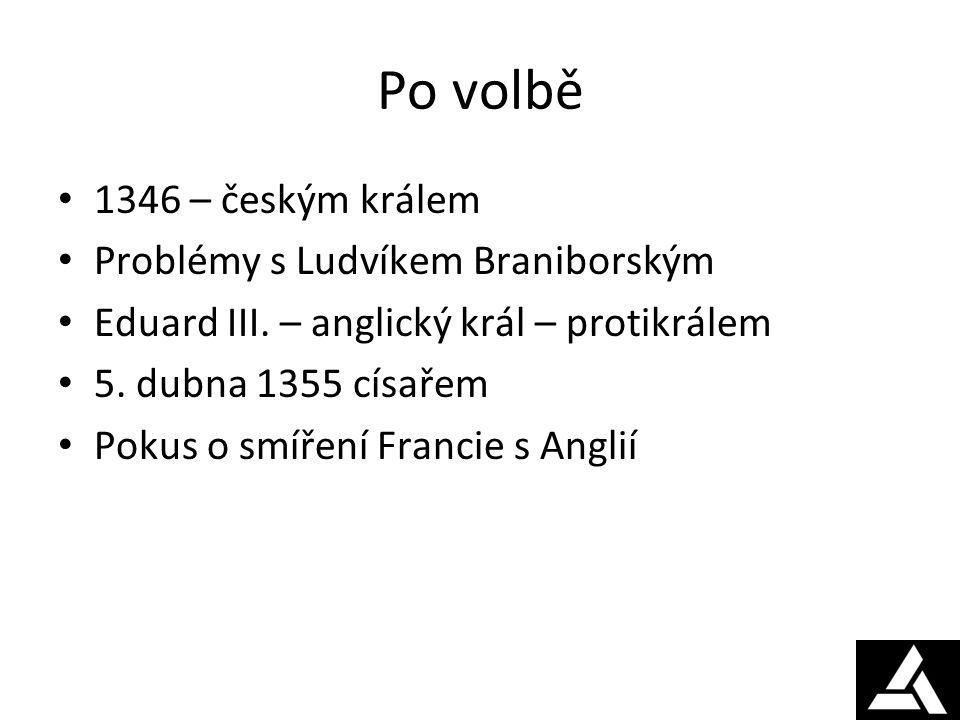 Zakladatelská činnost Karlštejn – zal.1348. – kor.
