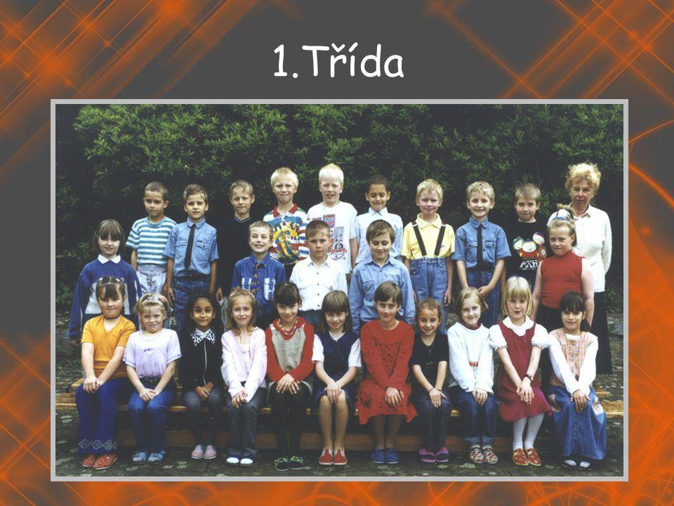 Pár fotek z výletu v 8 třídě