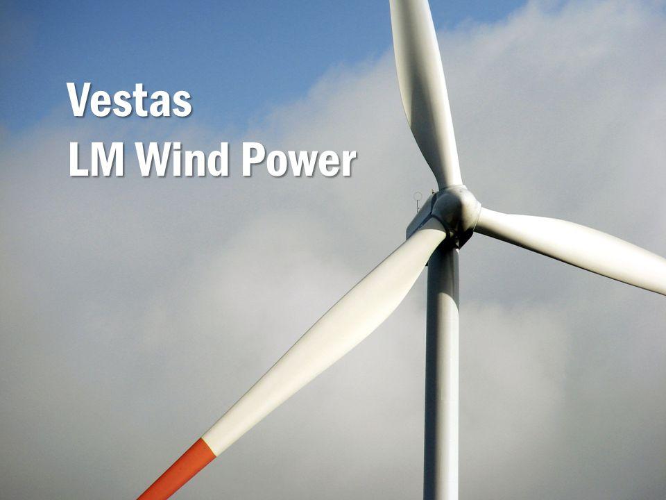 Vestas LM Wind Power