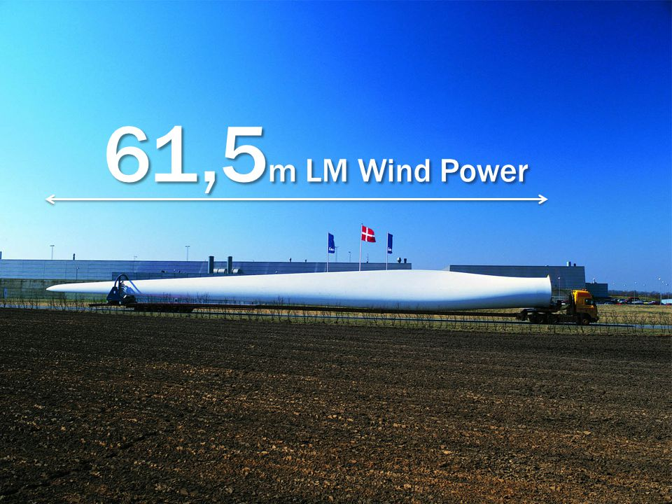 61,5 m LM Wind Power